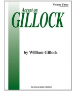 5987. W. Gillock : Accent on Gillock volume 3