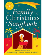4684. Family Christmas Songbook