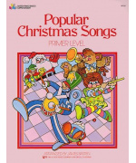 1559. J. Bastien : Popular Christmas Songs (Primer Level)