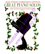 0125. Great Piano Solos - Easy Piano Christmas Edition, Grade1-3 (Wise)