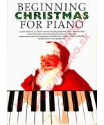 0082. Beginning Christmas for Piano - Great collection of 19 pieces (Boston)