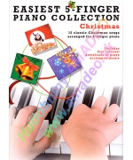0279. Christmas - Easiest 5-Finger Piano Collection (Wise)
