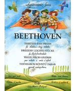 2478. L.van Beethoven : Easy Pieces For Children's String Orchestra (EMB)
