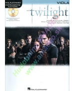 0441. The Twilight Saga : New Moon - Viola with CD Accompaniment, from Motion (Hal Leonard)