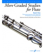 1387. P. Harris : More Graded Studies for Flute Book 1