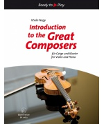 4481. I. Nagy : Introduction to the Great Composers for Violin and Piano
