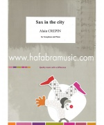 4901. A. Crepin : Sax In The City
