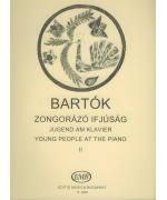 2284. B. Bartók : Young People at the Piano 2